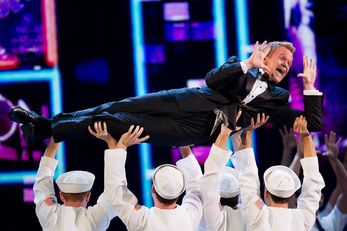 Neil Patrick Harris hosts the Tony Awards