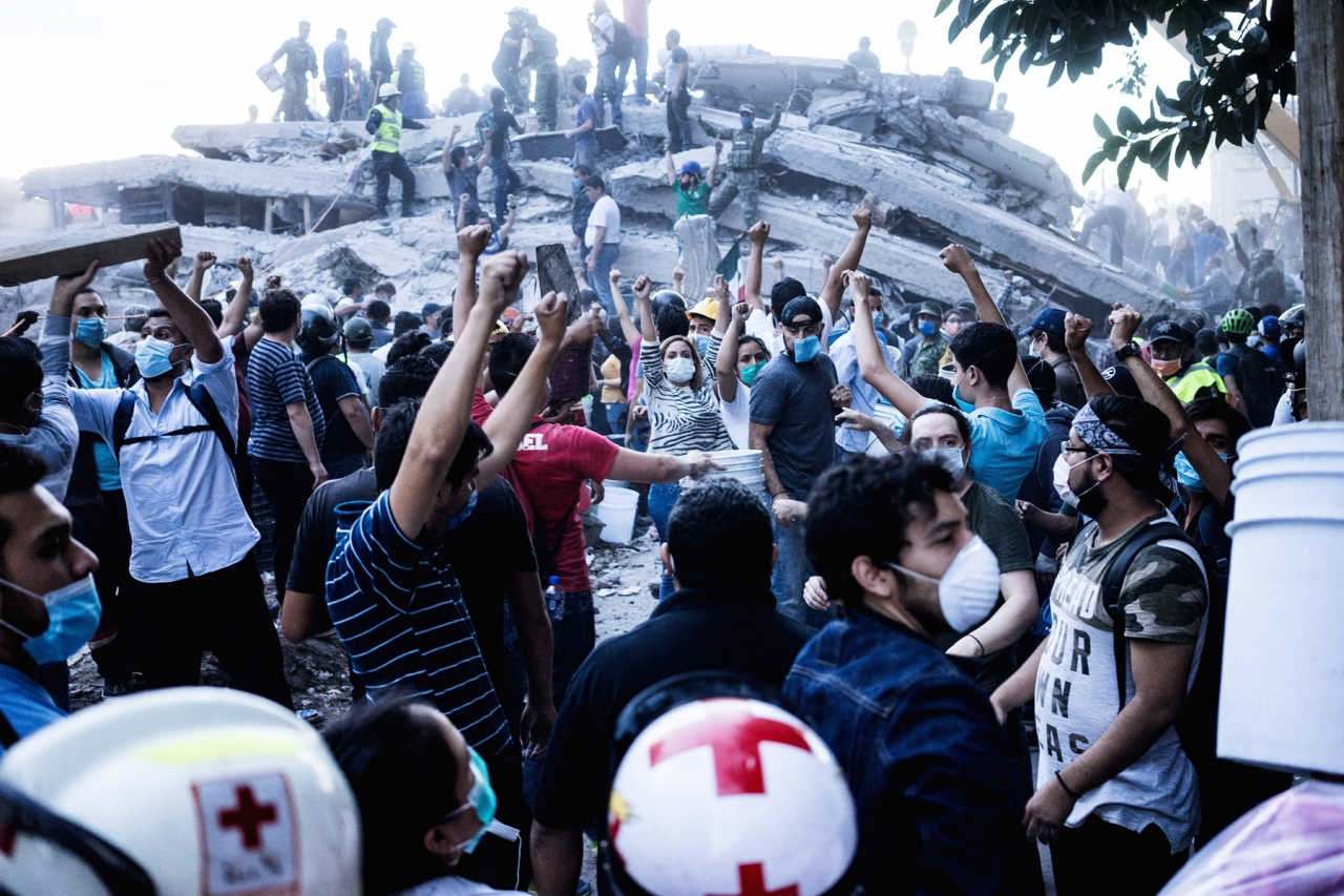 #19S Mexico City Earthquake