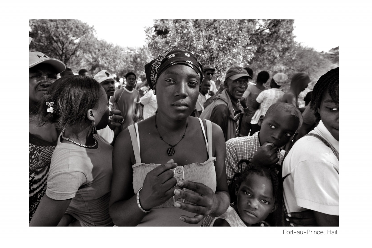 Haiti, Waiting for Help