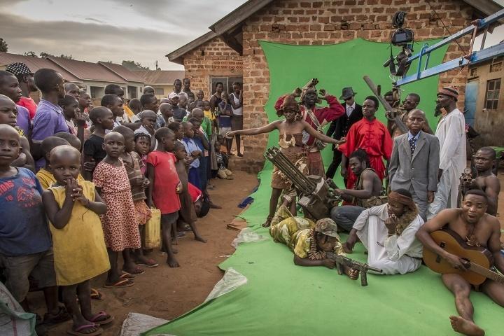 Wakaliwood, Uganda (2015)