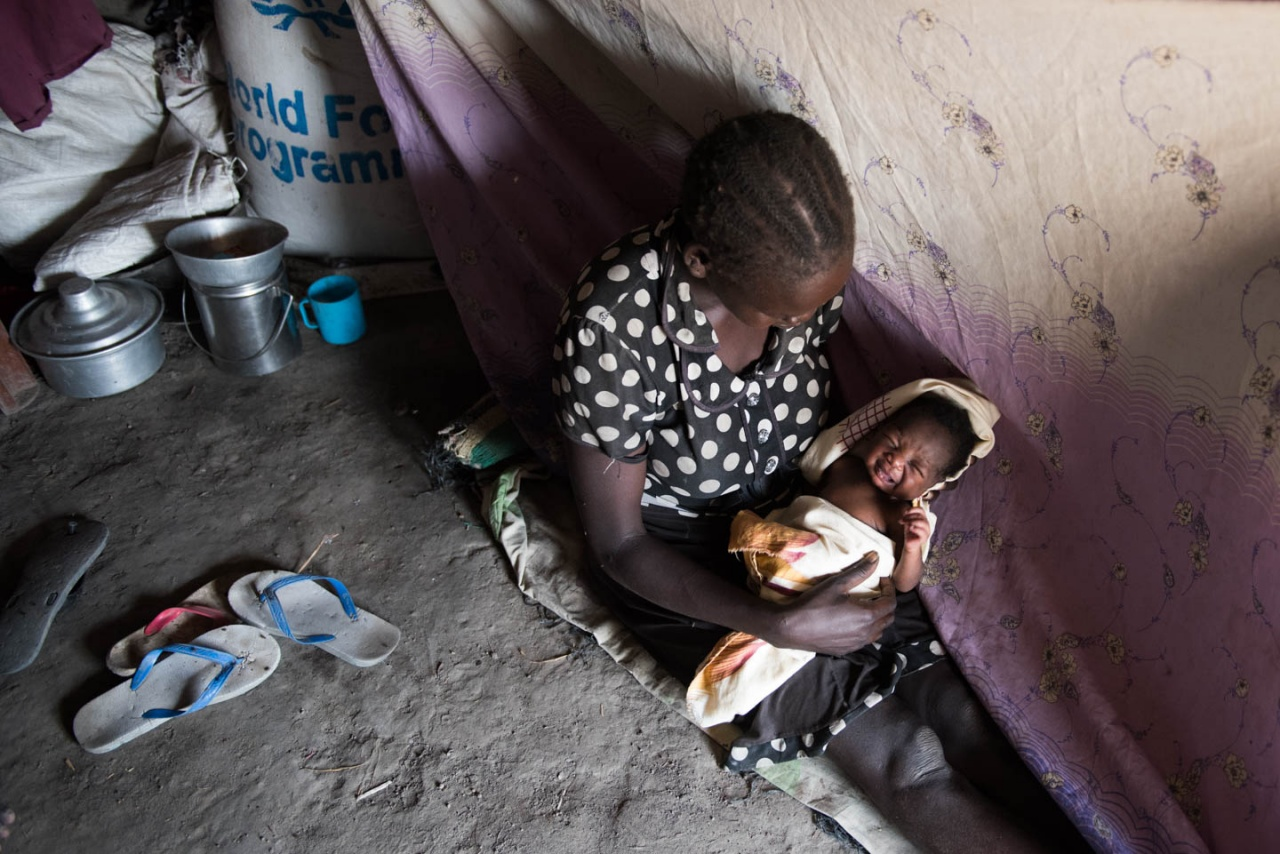 Internally Displaced in South Sudan
