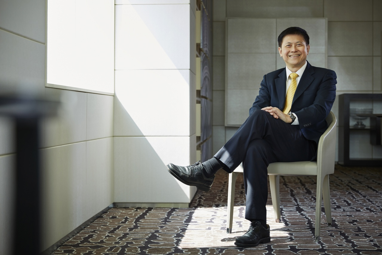 UOB Bank Corporate Portrait