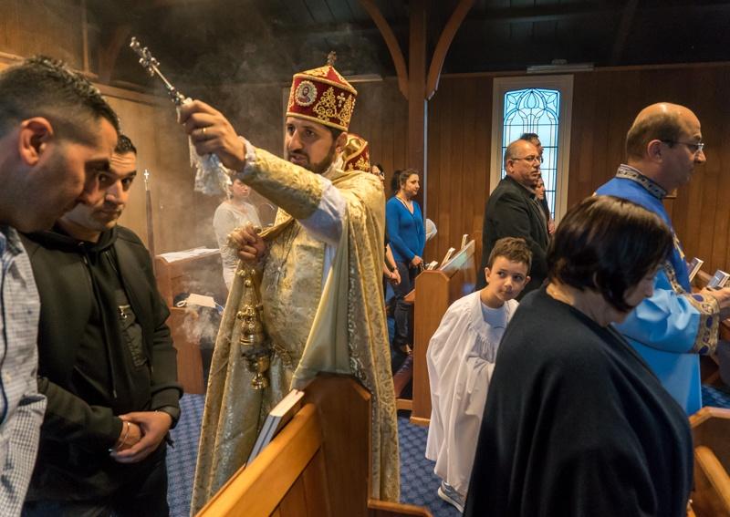 Armenian Holy Mass