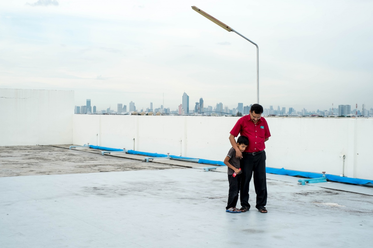 Bangkok's Refugiees