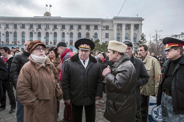 Ukraine: Crimea 2014