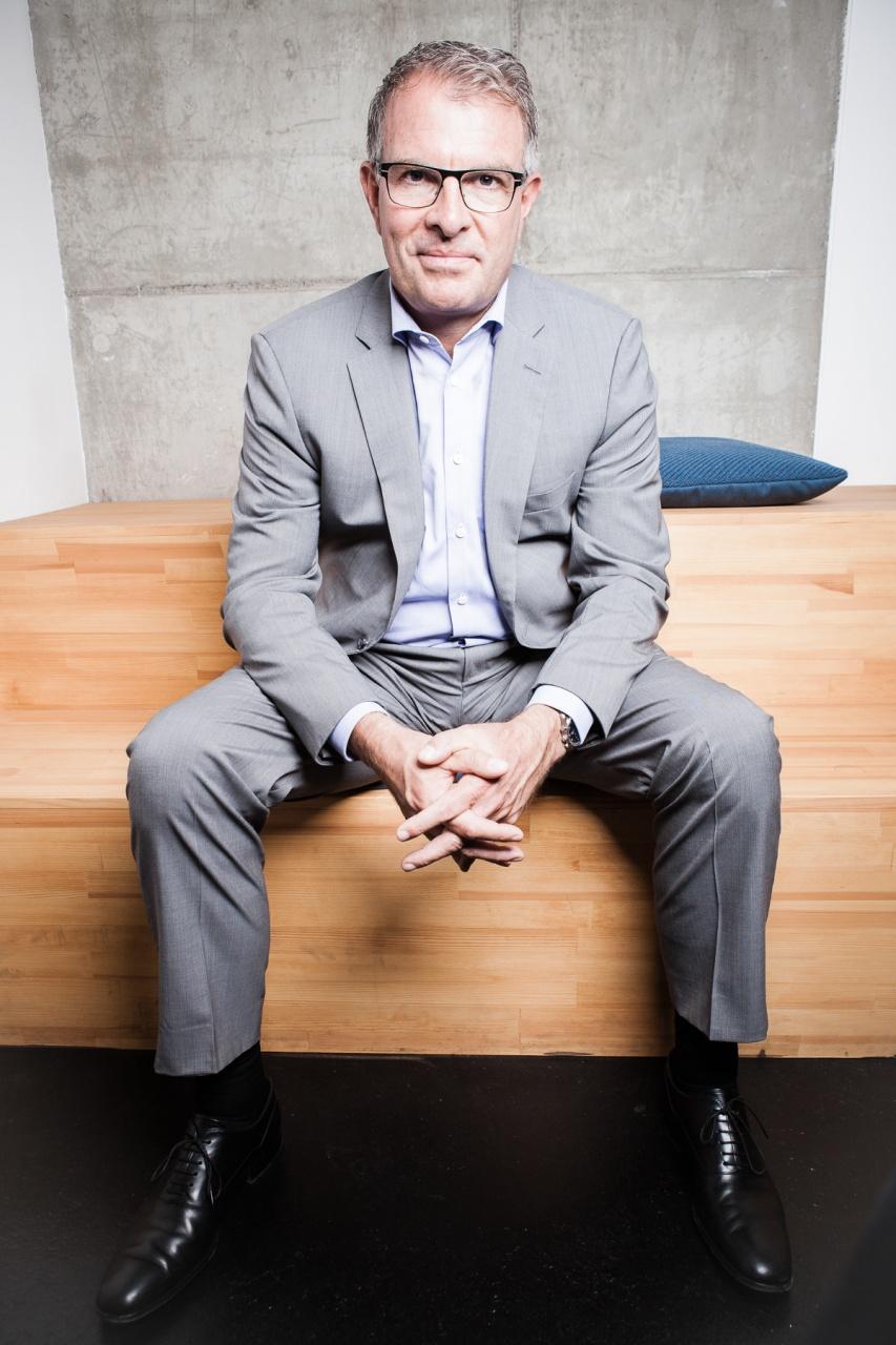 Carsten Spohr, CEO, Lufthansa for Wirtschaftswoche