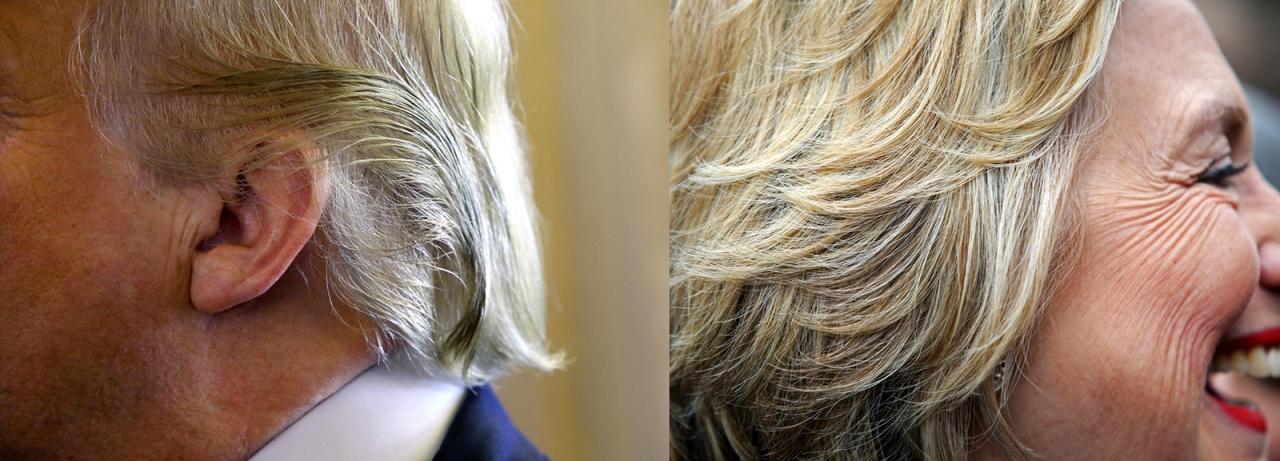U.S. Presidential Campaign Trails