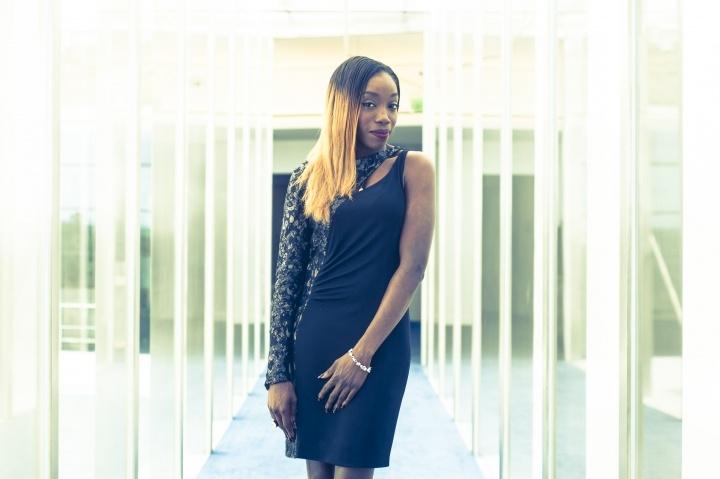 R&B Singer Estelle