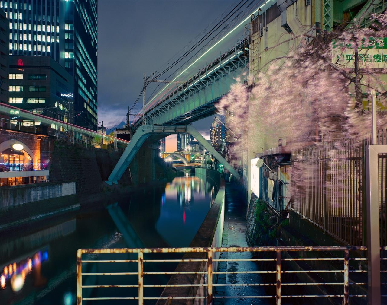 Kanda river, Tokyo