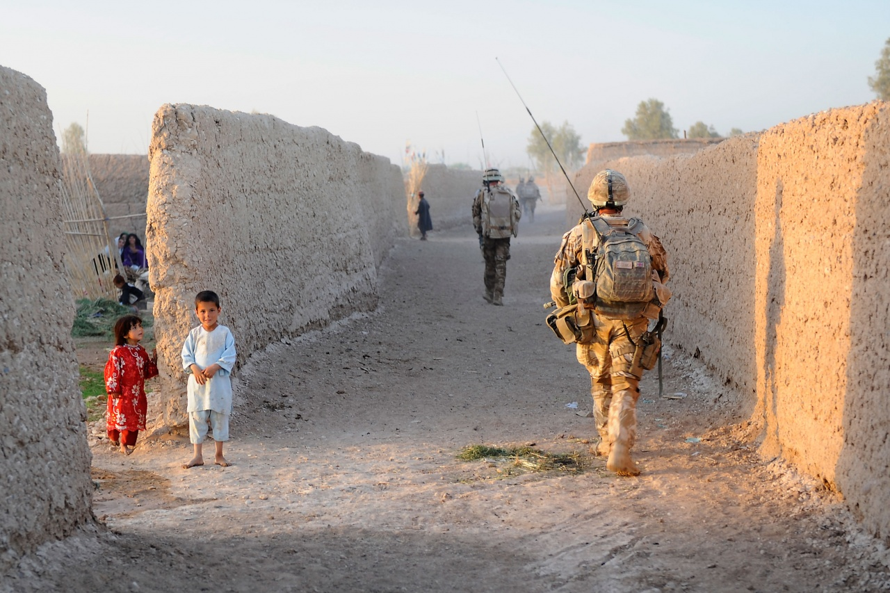 Foreign Fields, Afghanistan