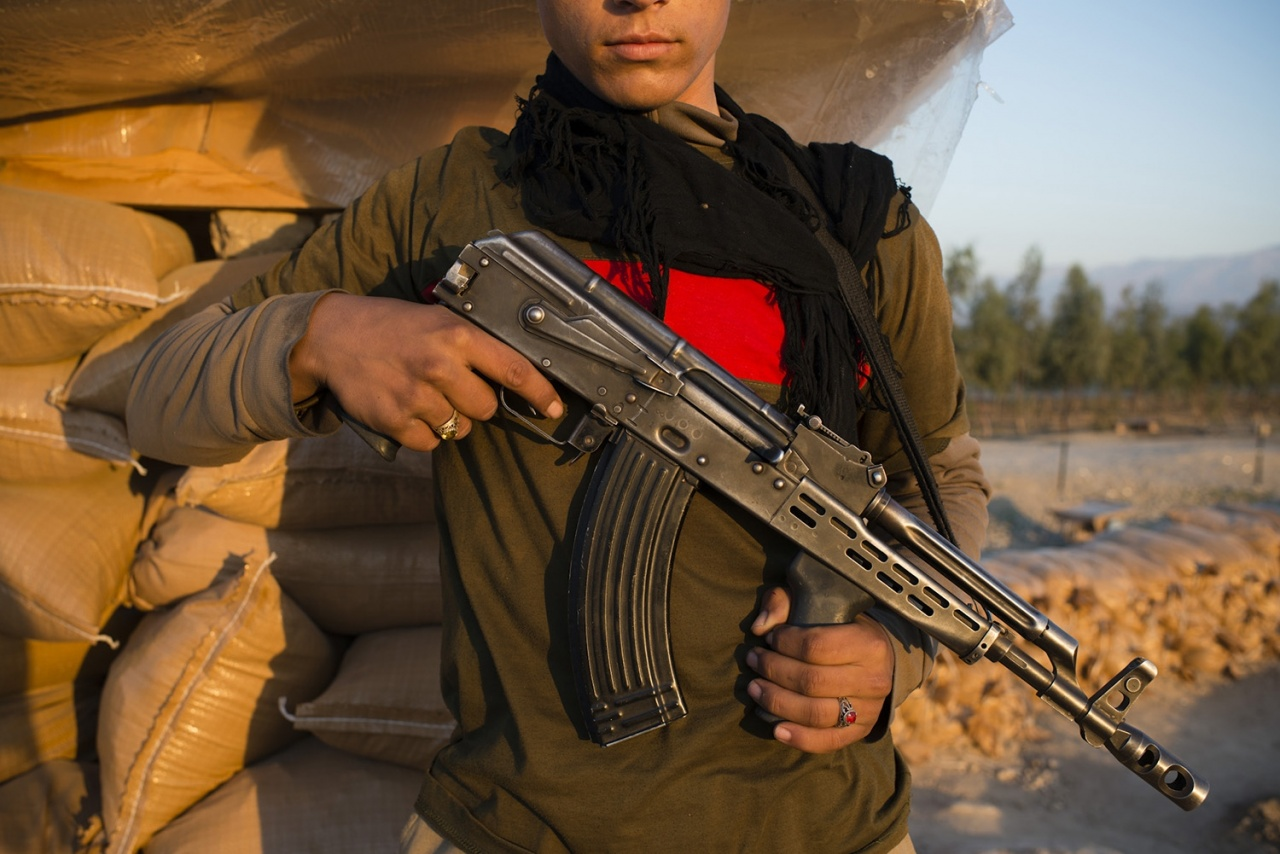 Nangerhar, Afghanistan (2015)