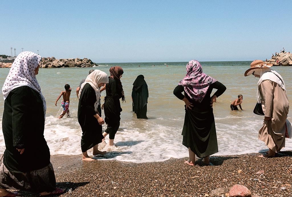 Alger. Un été au bore de mer