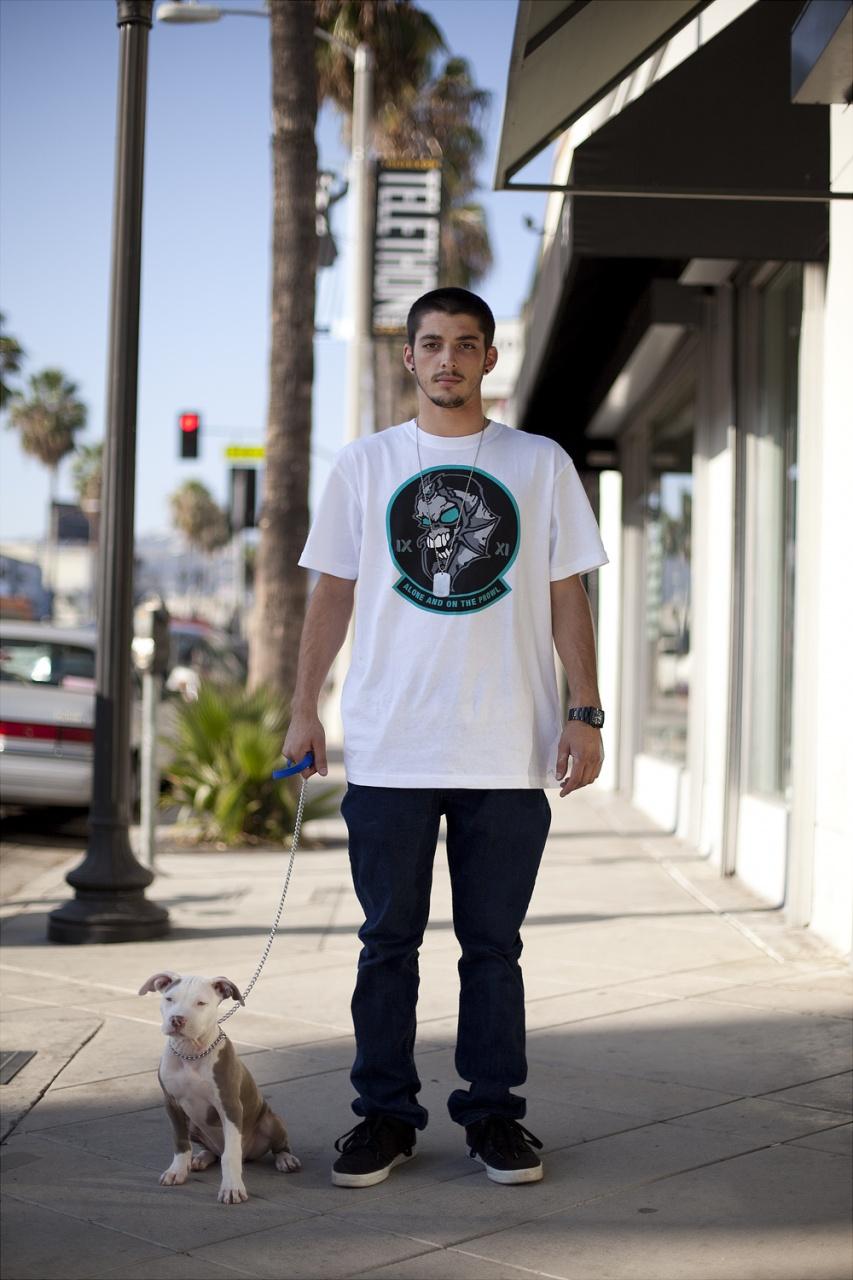 Sean in Los Angeles