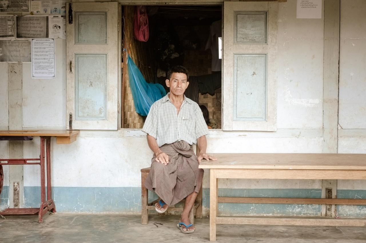 Refugee in Myitkyina - Burma