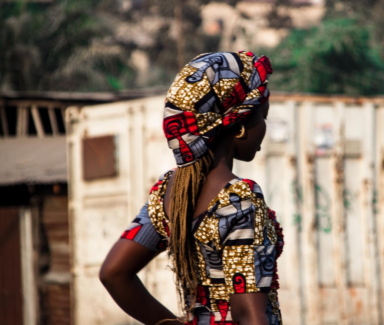 The women of Congo