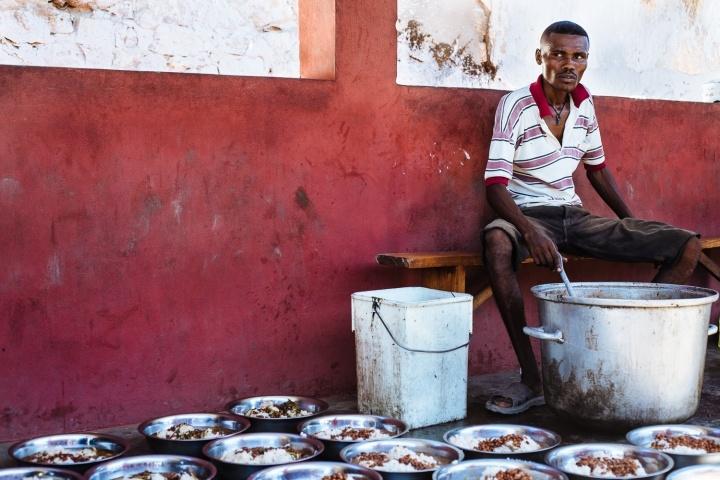 Toliara Penitentiary, Madagascar.