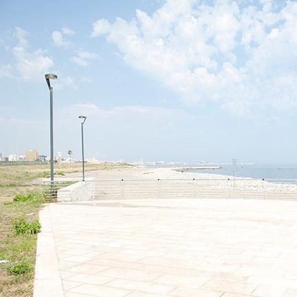 Bari, Litorale