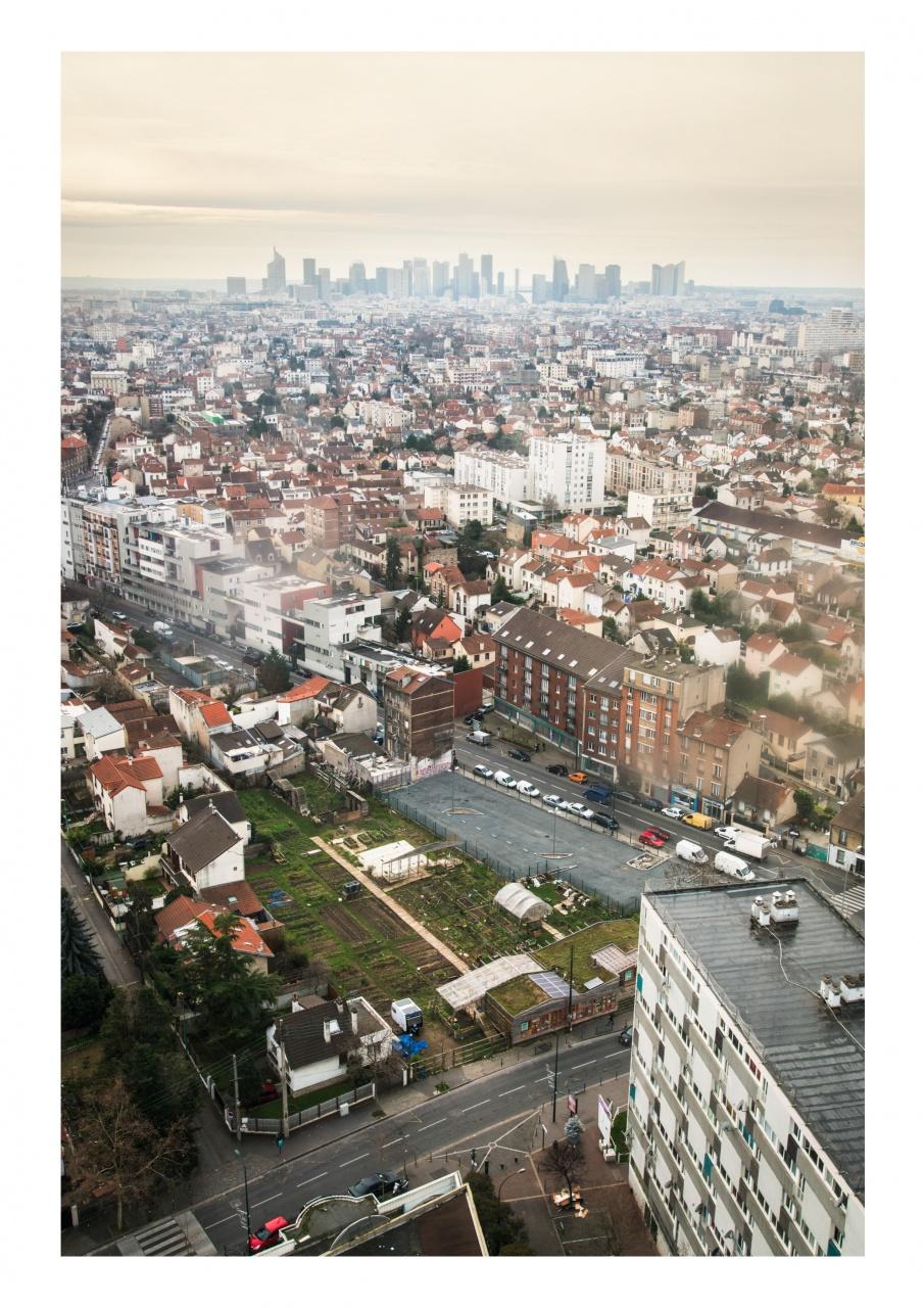 Colombes: a neighborhood for whom?