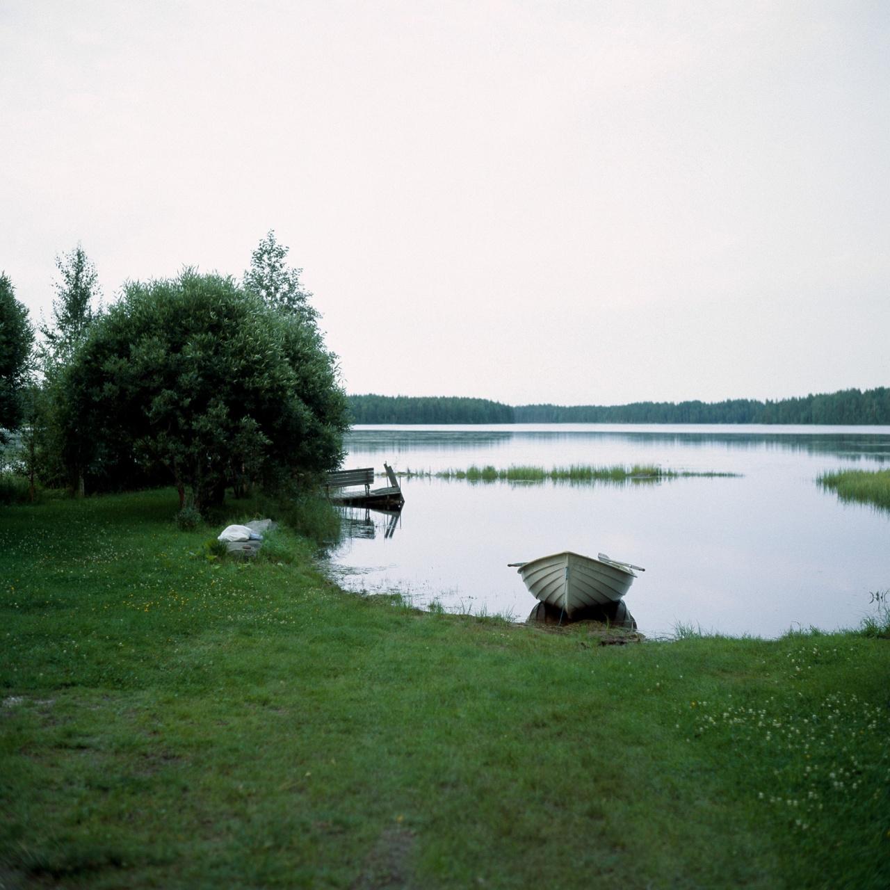 Niinimaa, personal work