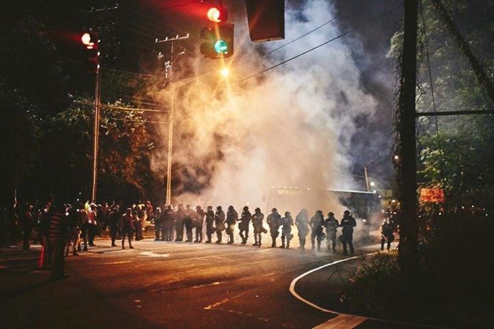 Charlotte riot 9/20