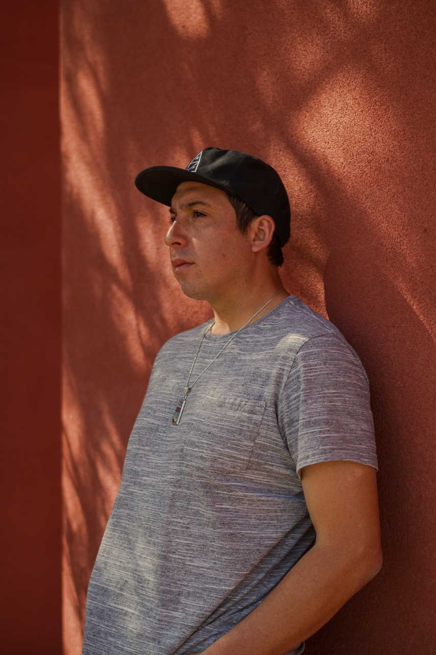 Tommy Orange for The New York Times