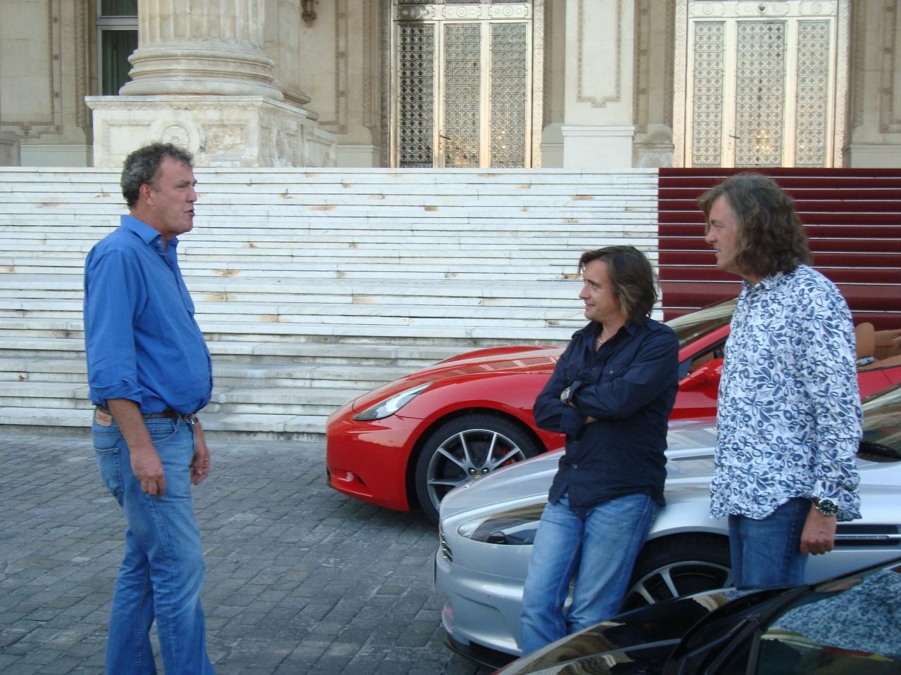 Top Gear, BBC TV