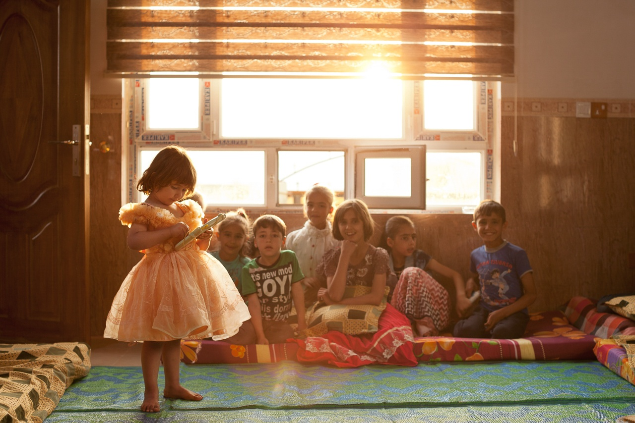 Arab Children in Kurdistan