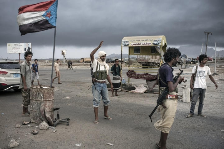 Yemen / Aden June 2015 / A city under siege