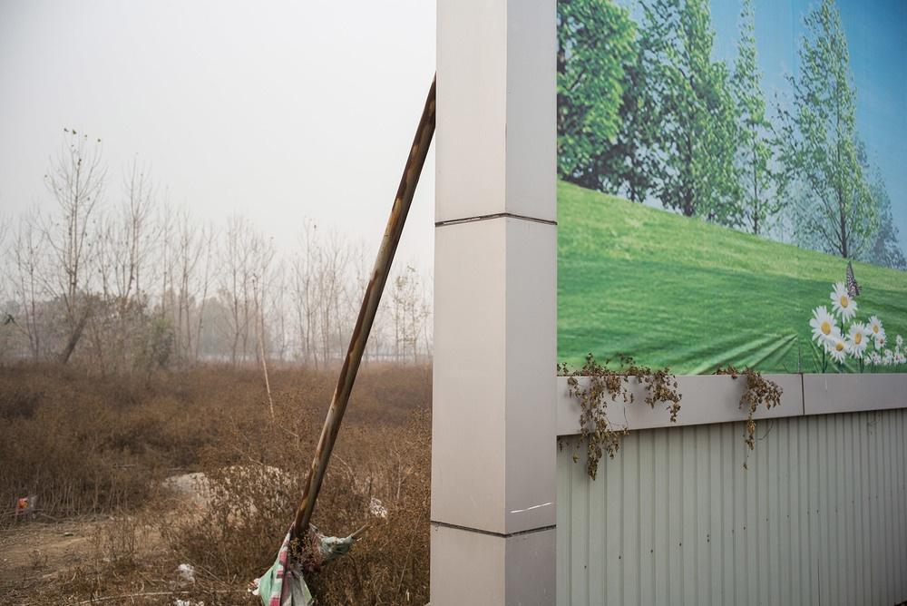 Pollution in China for WirtschaftWoche