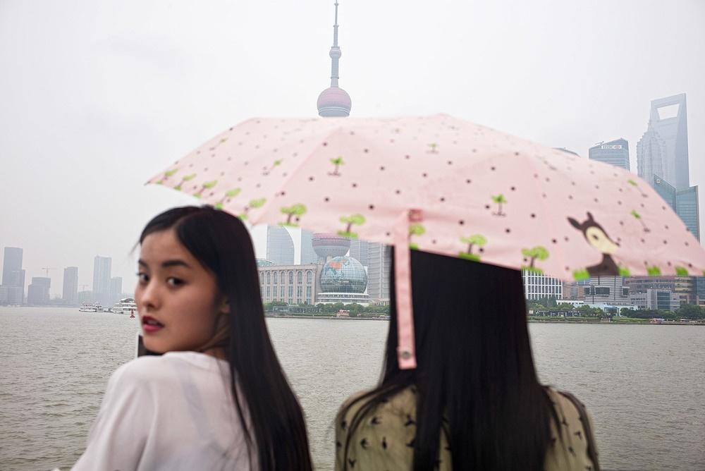 Shanghai Singles for Madame Figaro