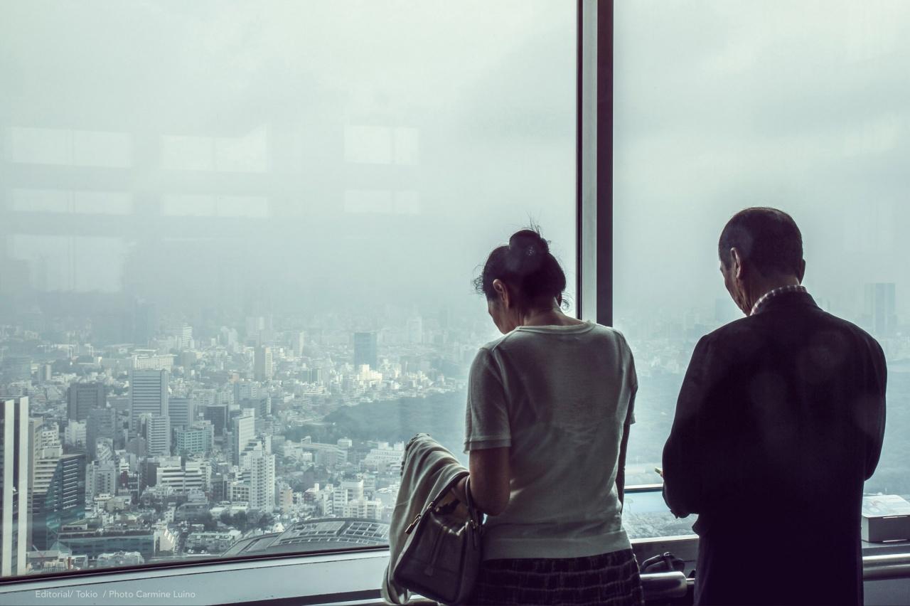 Tokio view