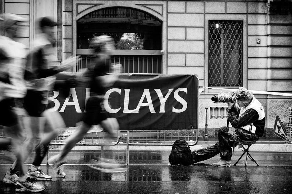 The city Marathon