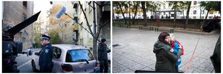 Making of 'Mucica', Zagreb