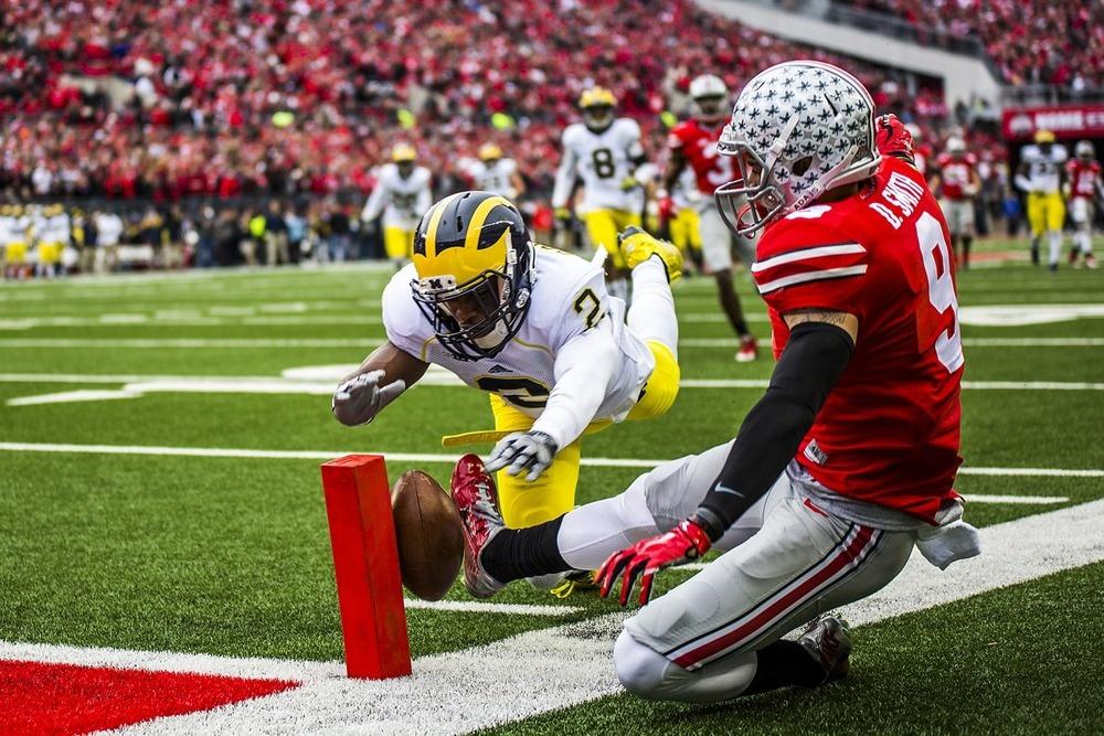 Michigan vs Ohio State Football