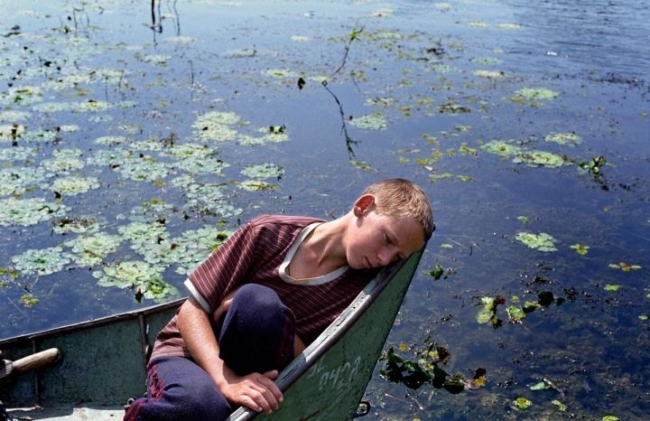 From the Black Sea series, Danube Delta, Romania