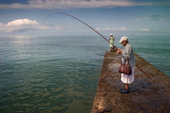 From the Black Sea series, Ochamchira, Abkhazia
