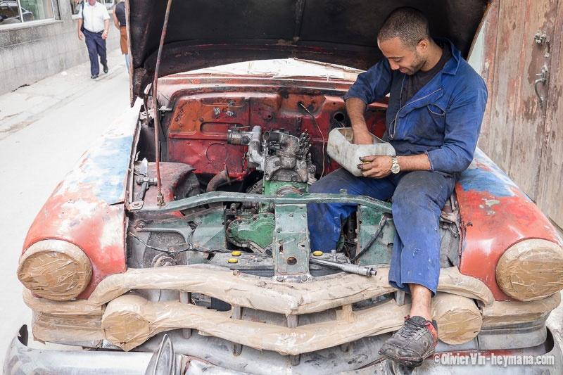 Street Repair shop