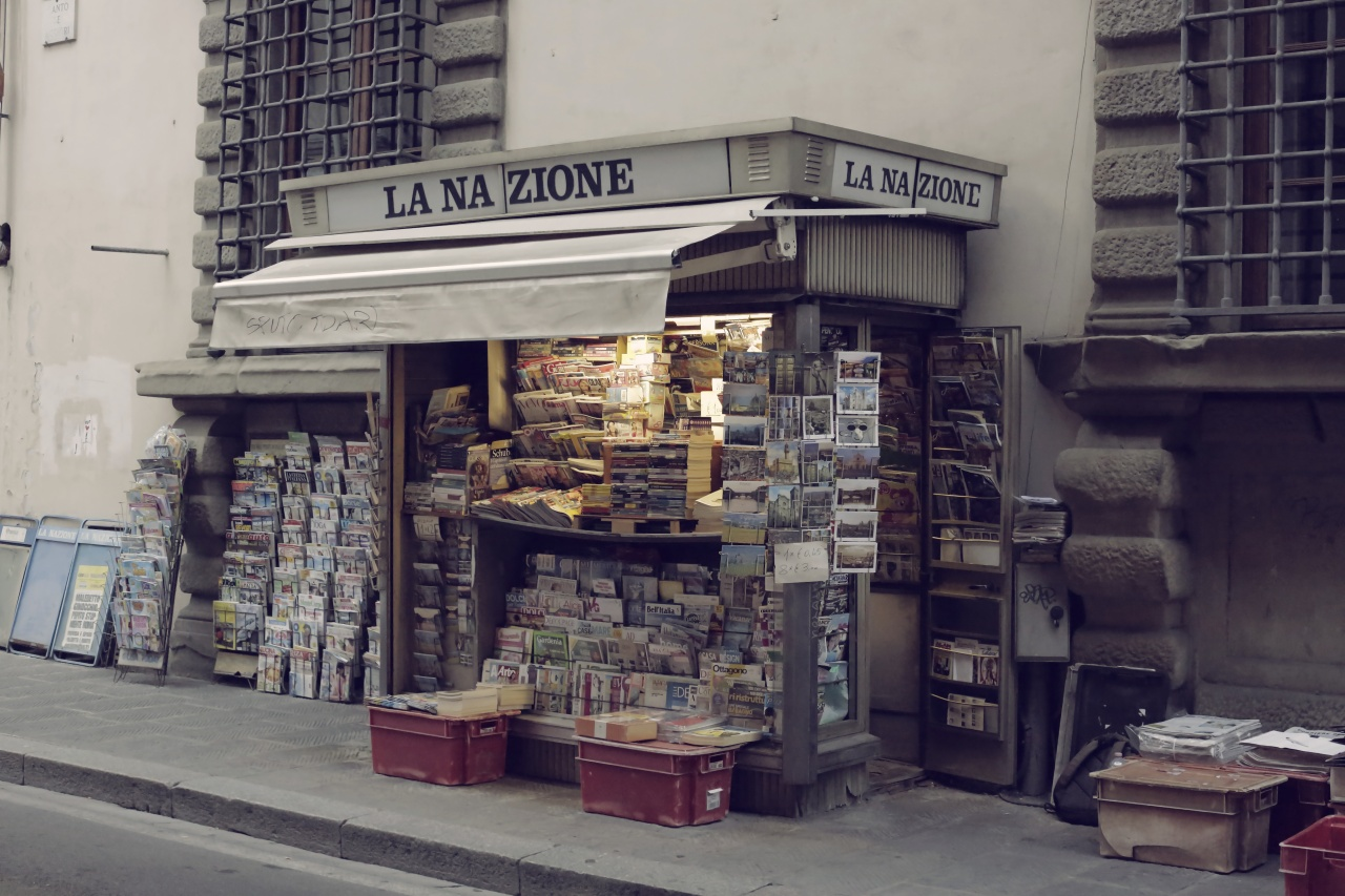Florence News Stand