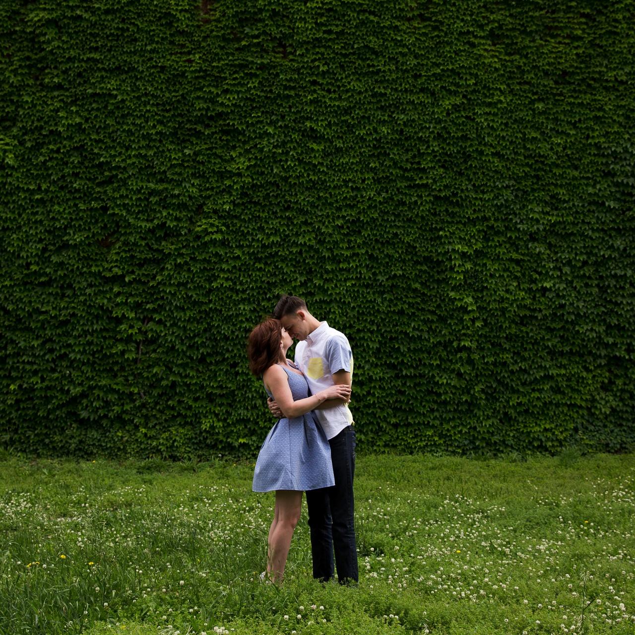 Seth and Olivia