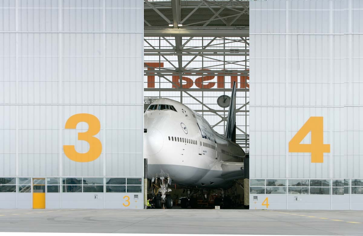 annual report for Lufthansa AG