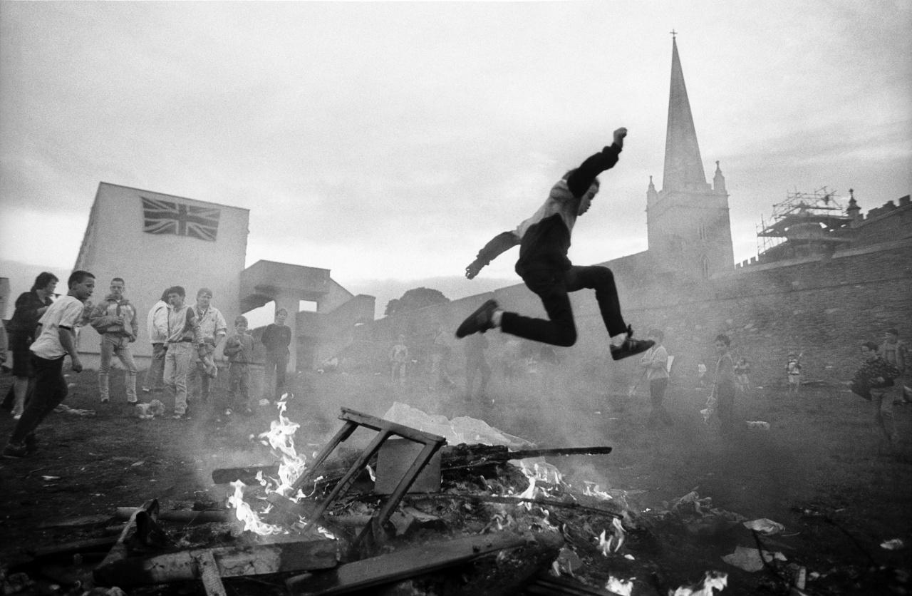 Northern Ireland, 1989