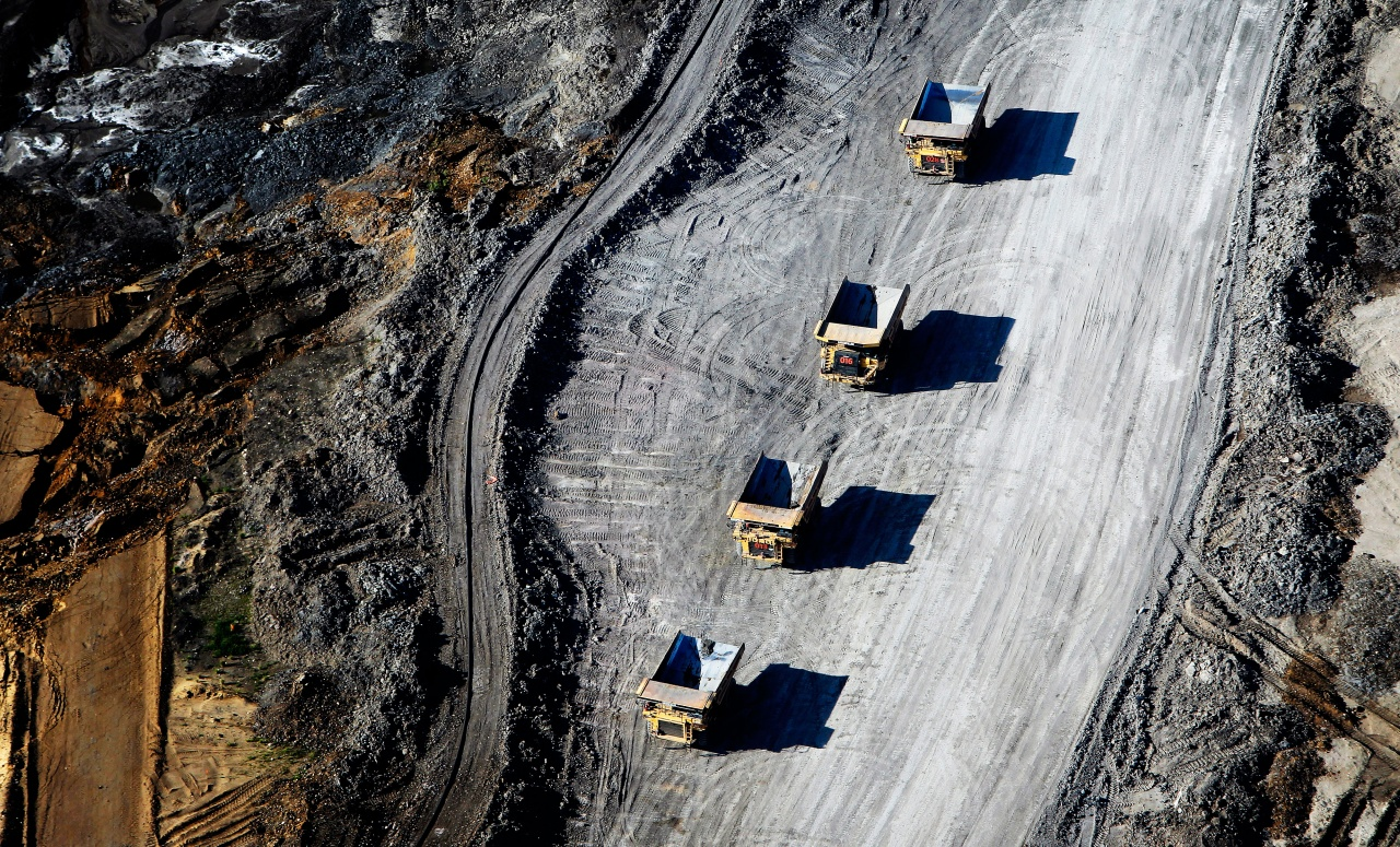 Oil Sands - Canada