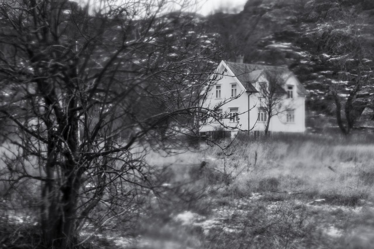 Mysterious House - Hatt Vika, Norway