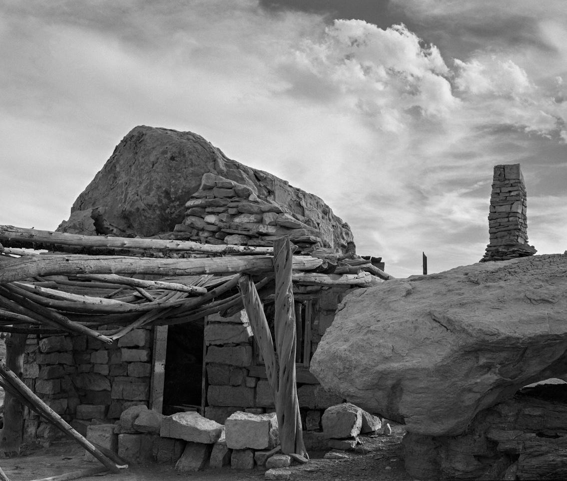 Navajo Dwelling - near Page, AZ