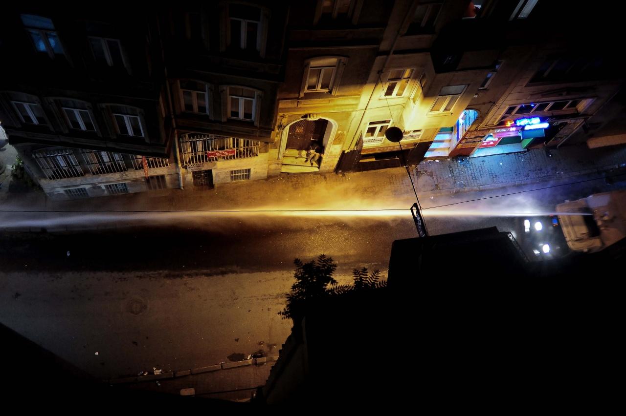 Clashes in Gezy Park, Turkey 2013