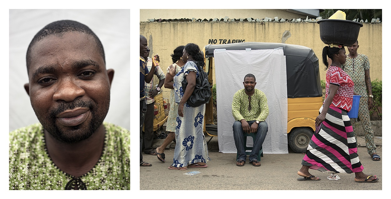 Laurence Ayorinde, Lagos, Nigeria.