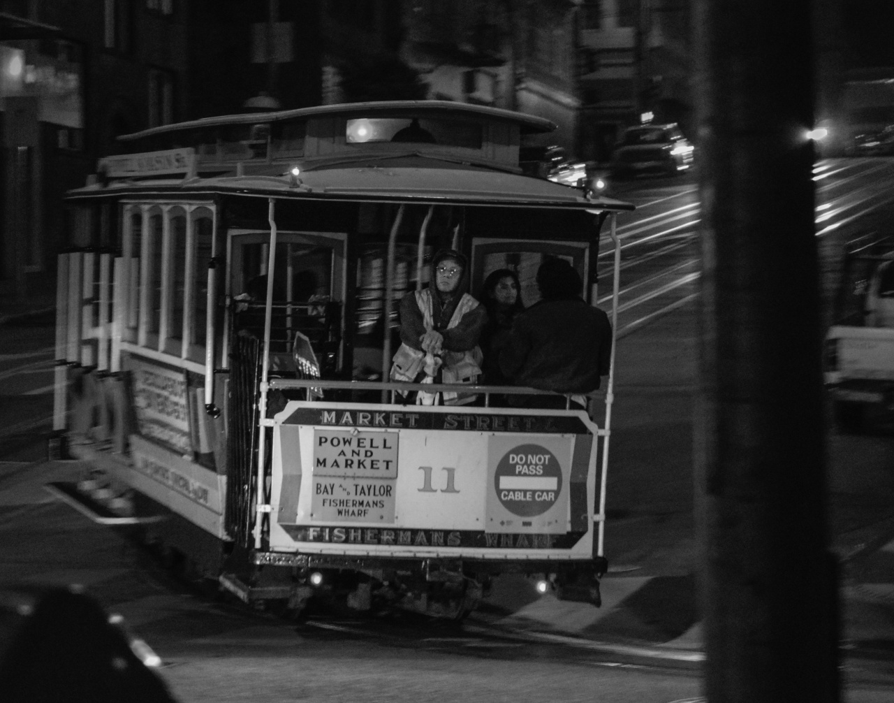 Powell + Market Cable Car