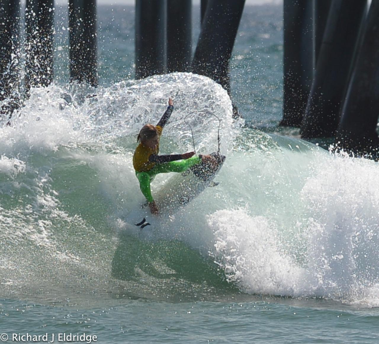 NSSA Surfing Contest