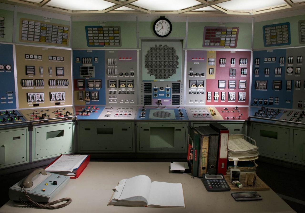 Caorso Nuclear Powerplan