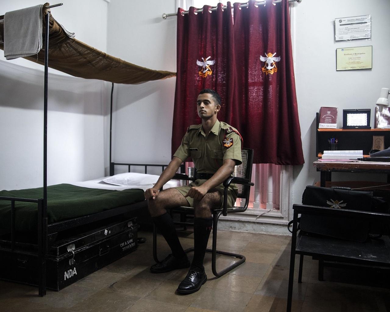 Portrait of a Cadet